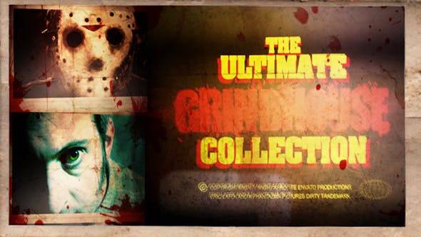 Thumbnail for The Ultimate Grindhouse Collection V1