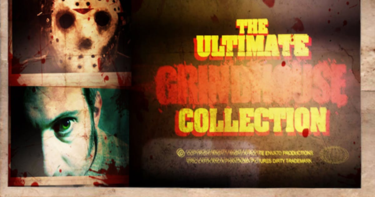 Download The Ultimate Grindhouse Collection V1 by PHANTAZMA