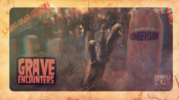 Cover Image for GRAVE ENCOUNTERS: The Living Dead Bundle