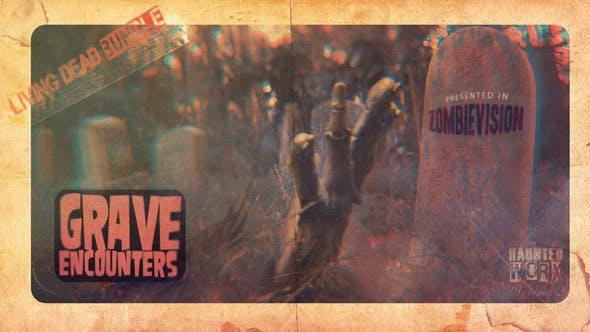 GRAVE ENCOUNTERS: The Living Dead Bundle