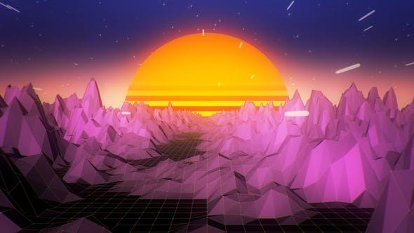 Thumbnail for 80s Retro Terrain