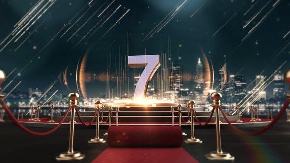 Red Carpet Countdown