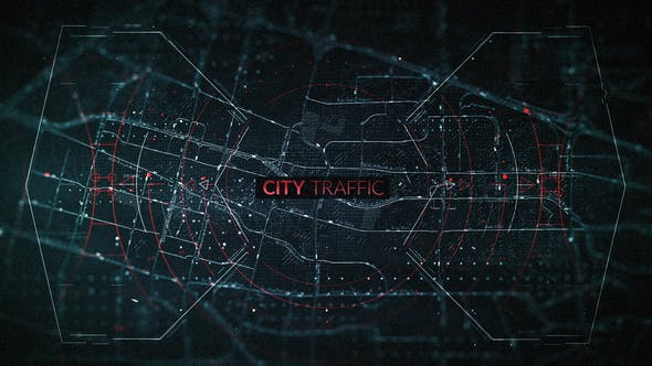 Cover Image for City Traffic Trailer