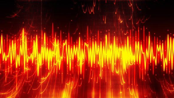 Thumbnail for Music Energy Waveform 3