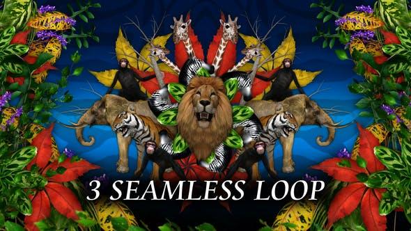 Thumbnail for Animal Jungle