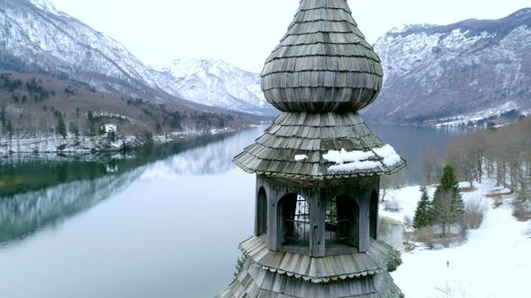 Bell of the Church of St. John, Bohinj Lake