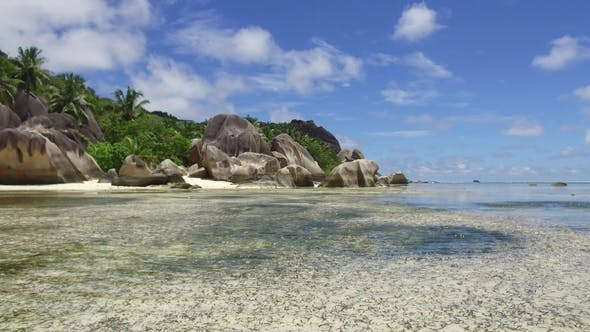 Cover Image for African Island Beach in Indian Ocean