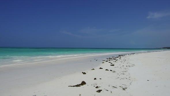Thumbnail for Beach on Indian Ocean Shore in Zanzibar, Tanzania