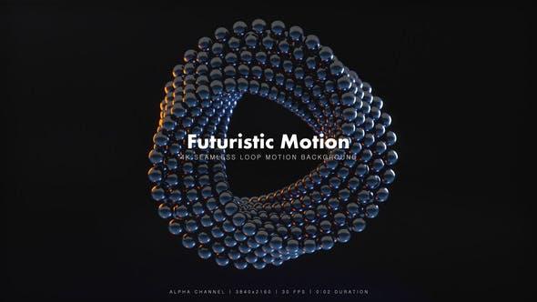 Thumbnail for Elegant Futuristic Motion 2