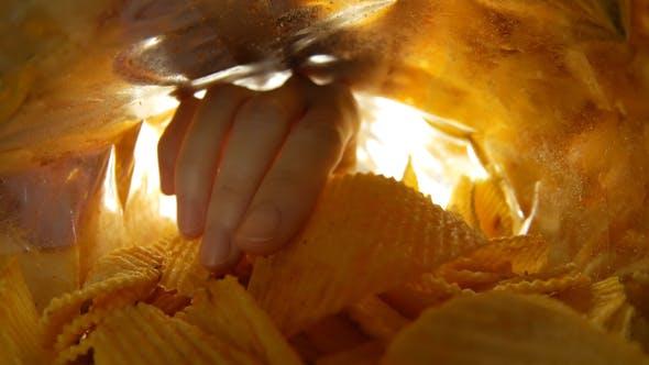 Thumbnail for Eating Snack