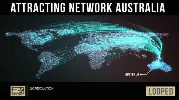 Cover Image for Attracting Network Australia