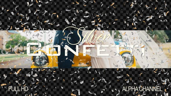 Thumbnail for Silver Confetti