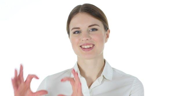 Thumbnail for Handmade Heart Businesswoman