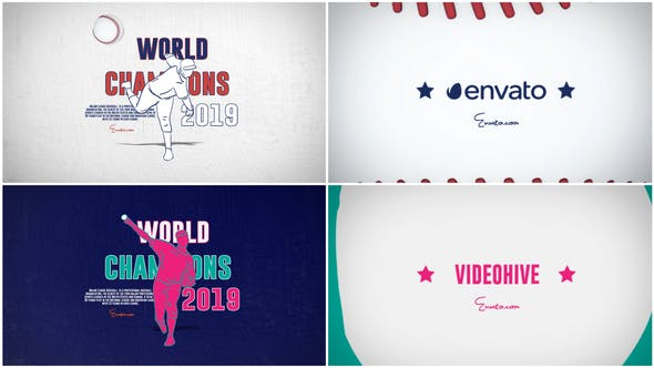 Logo de béisbol 2