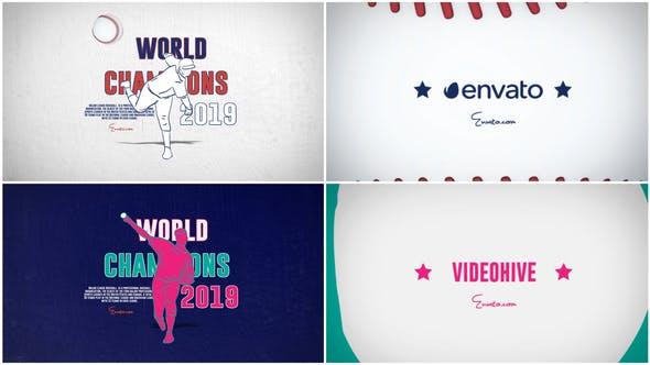 Thumbnail for Logo Baseball 2