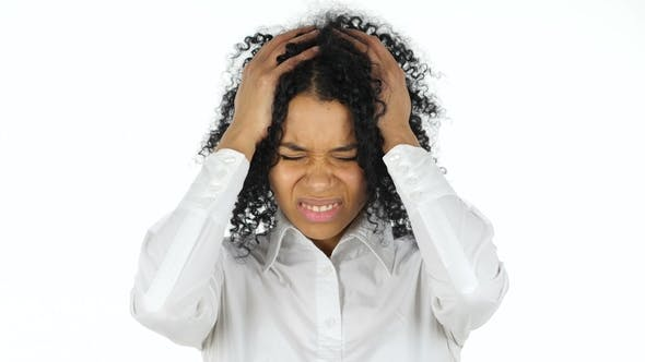 Thumbnail for Woman Reacting To Failure
