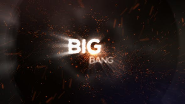 Thumbnail for Big Bang Particle Logo Reveal
