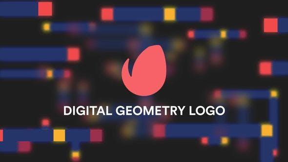 Thumbnail for Логотип цифровой геометрии