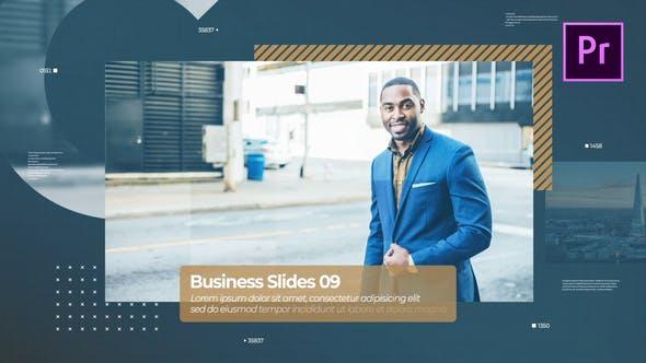 Thumbnail for Business Slides