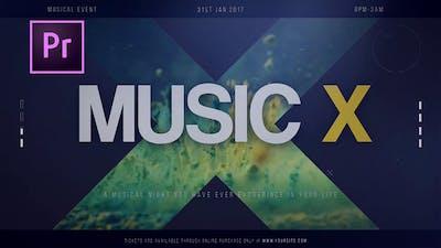 Music X