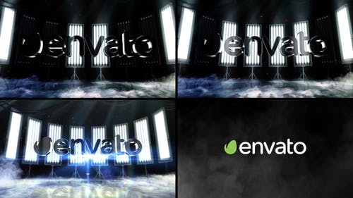 Lamp Logo Reveal