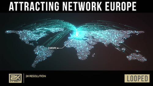 Attracting Network Europe