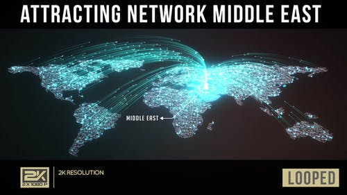 Attracting Network Middle East