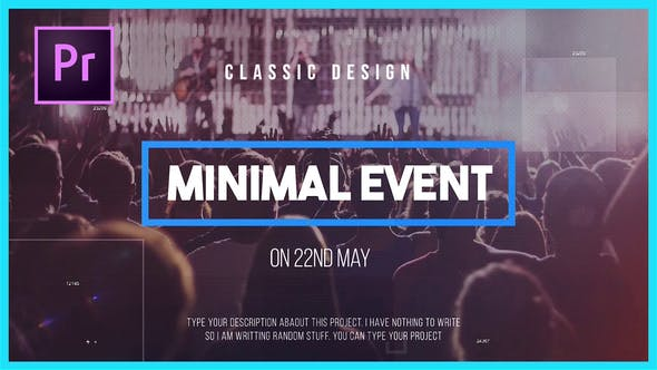 Thumbnail for Minimal Event