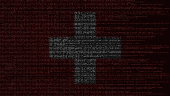 Thumbnail for Source Code and Flag of Switzerland