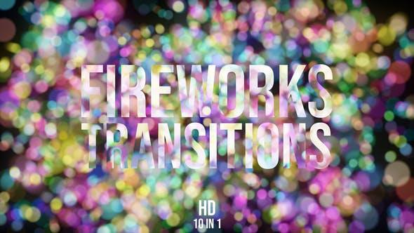 Thumbnail for Fireworks Bokeh Transitions