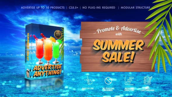 Thumbnail for Summer Sale!