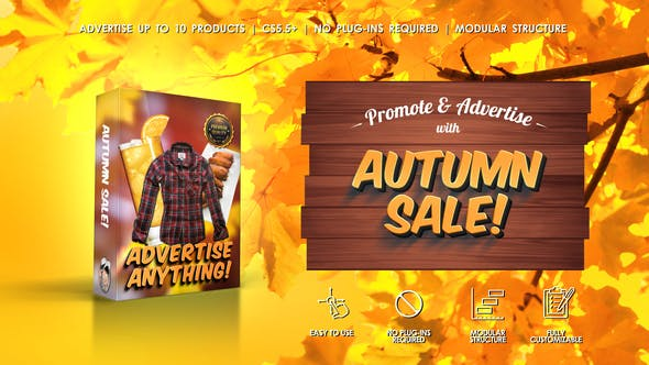Thumbnail for Autumn Sale!