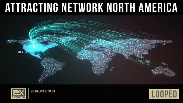 Thumbnail for Attracting Network North America