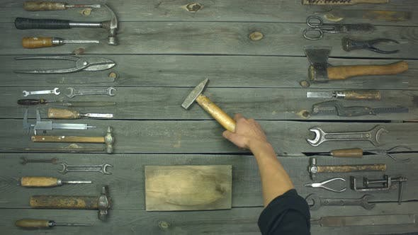 Tools for Wood and Metal.