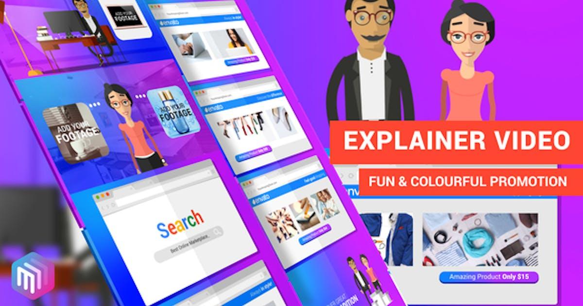 Explainer Video   Dream Shopping Online