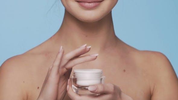 Skincare Concept,  Portrait