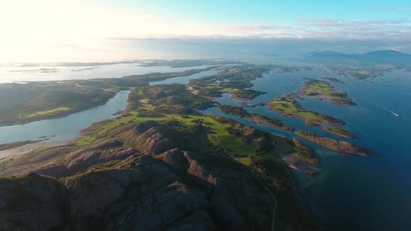 Cover Image for Bronnoysund, Beautiful Nature Norway