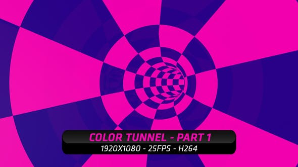 Thumbnail for Color Tunnel