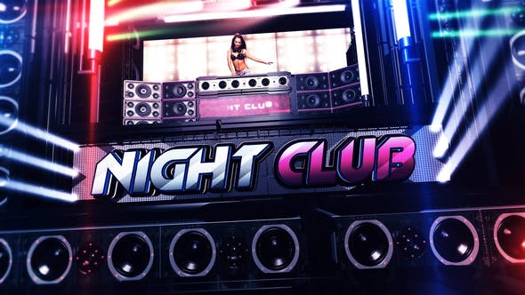 Thumbnail for Night Club Party Promo