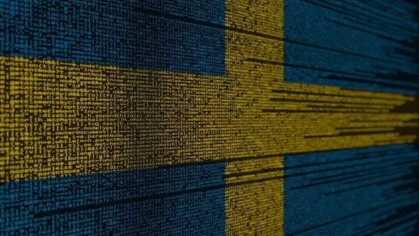 Thumbnail for Program Code and Flag of Sweden