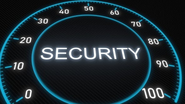Thumbnail for Security Futuristic Indicator