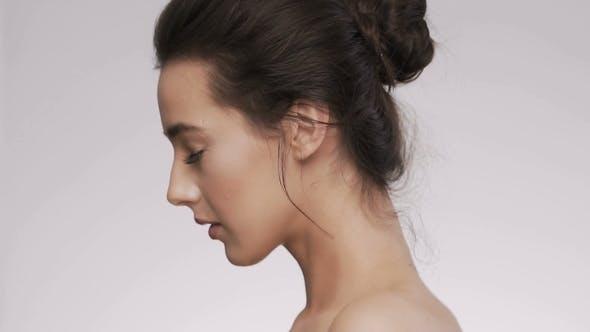Thumbnail for Portrait of Make Up Model