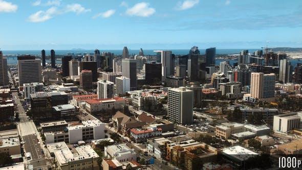 San Diego Aerial Flyover