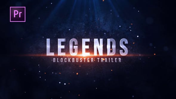 Legends Blockbuster Title