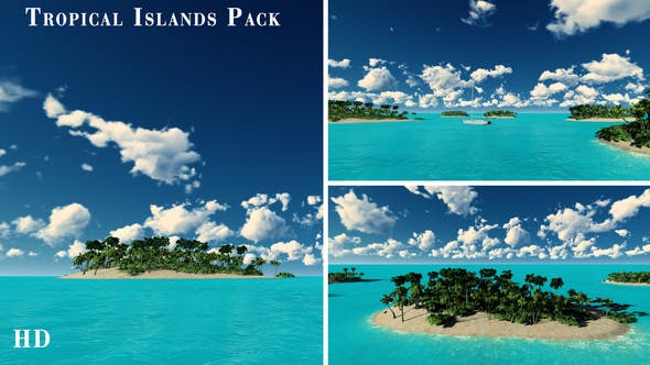 Thumbnail for Tropical Islands Pack