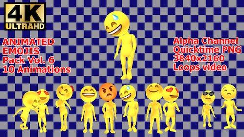 Cartoon Emoticon