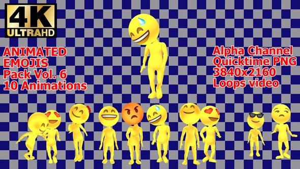 Thumbnail for Cartoon Emoticon