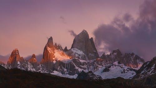 Mount Fitz Roy at Dawn. Argentina, Patagonia