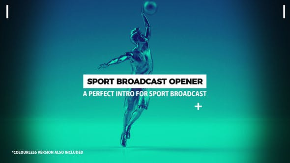 Thumbnail for Sport Broadcast Opener