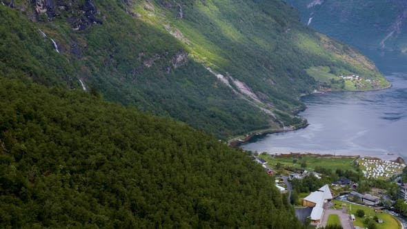 Thumbnail for Geiranger Fjord Norway